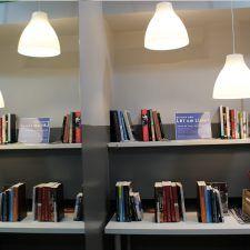 Biblioteca Tienda